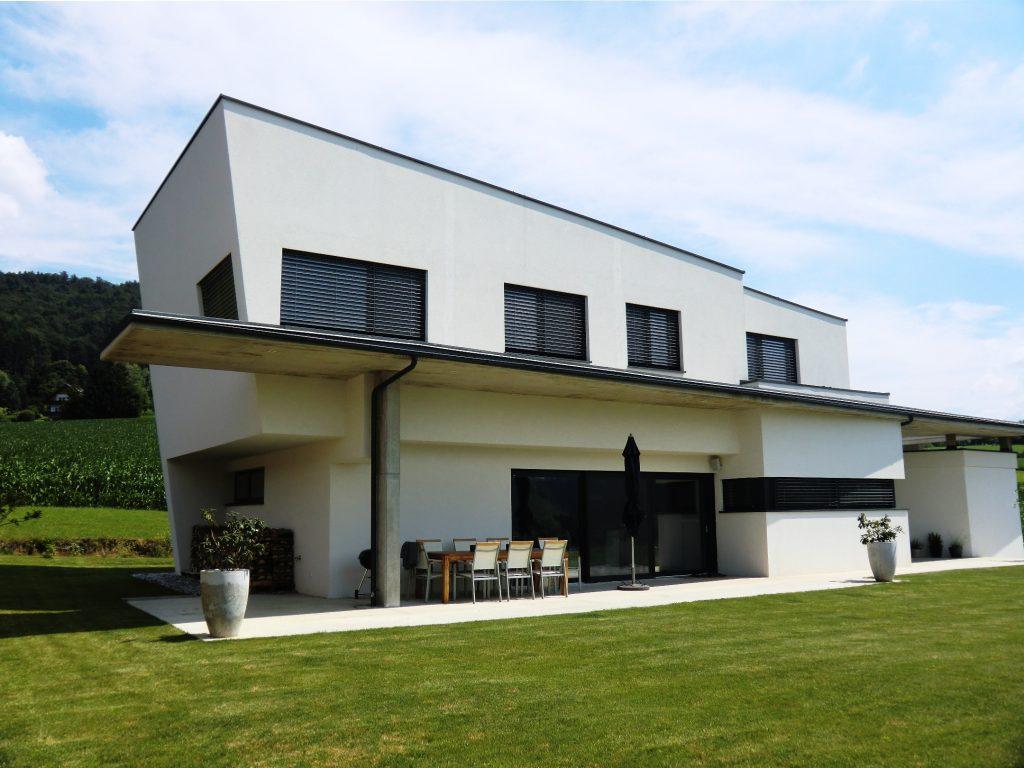 Bauunternehmung Kiegerl Architekturhaus
