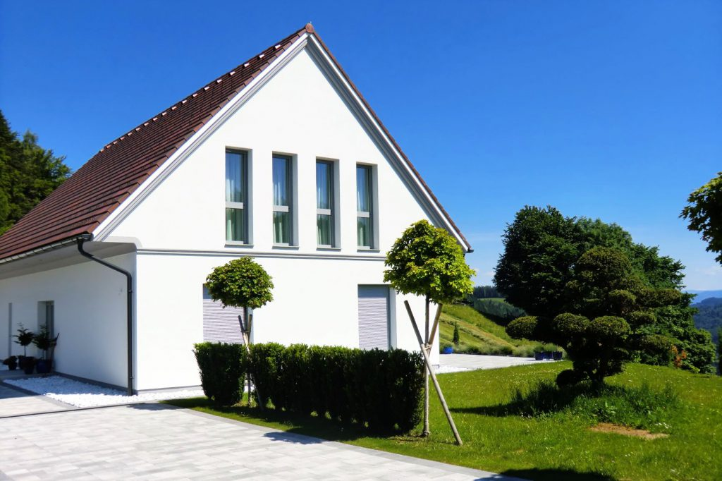 Baufirma Kiegerl - Satteldach Haus