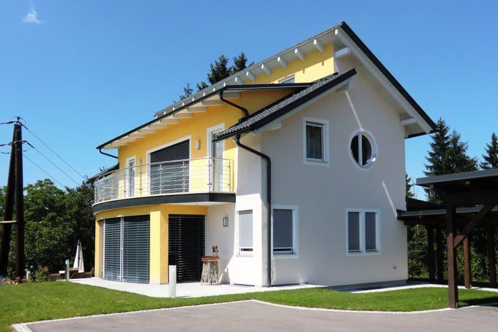 Kiegerl Baufirma-Einfamilienhaus Terrasse