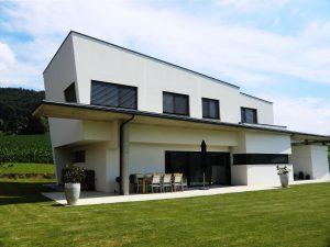 Bauunternehmung Kiegerl Haus modern
