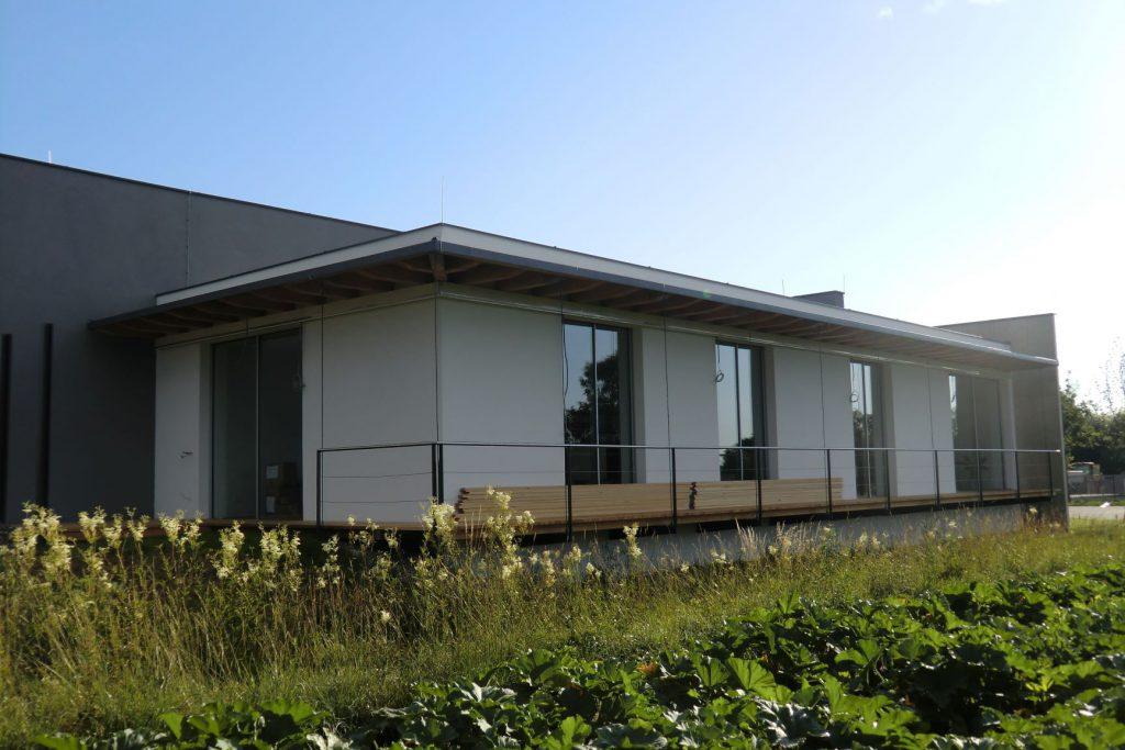 Bauunternehmung Kiegerl-Lagerhalle