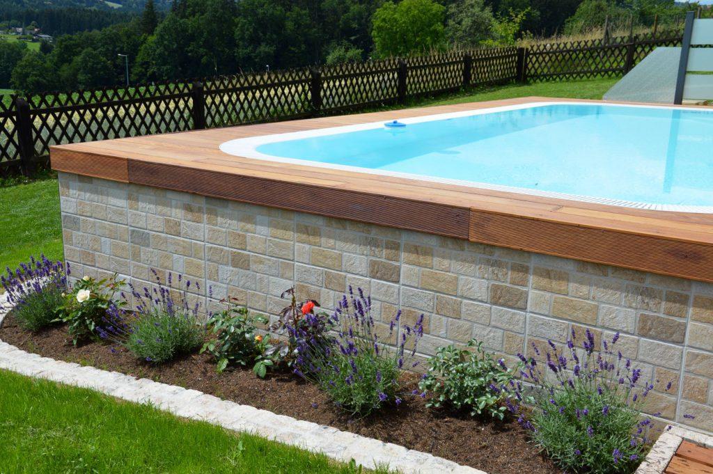Bauunternehmung Kiegerl - moderner Pool