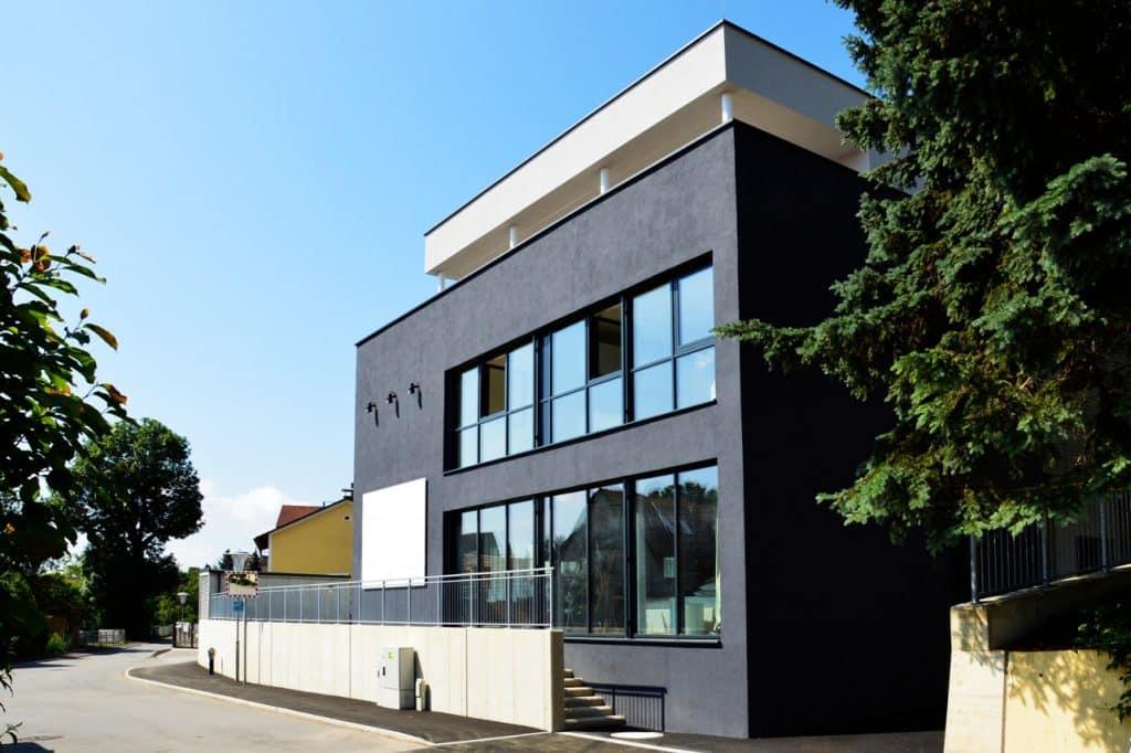 Bauunternehmung Kiegerl - Büro Wohnen