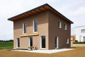 Baufirma Kiegerl Einfamilienhaus Pultdach
