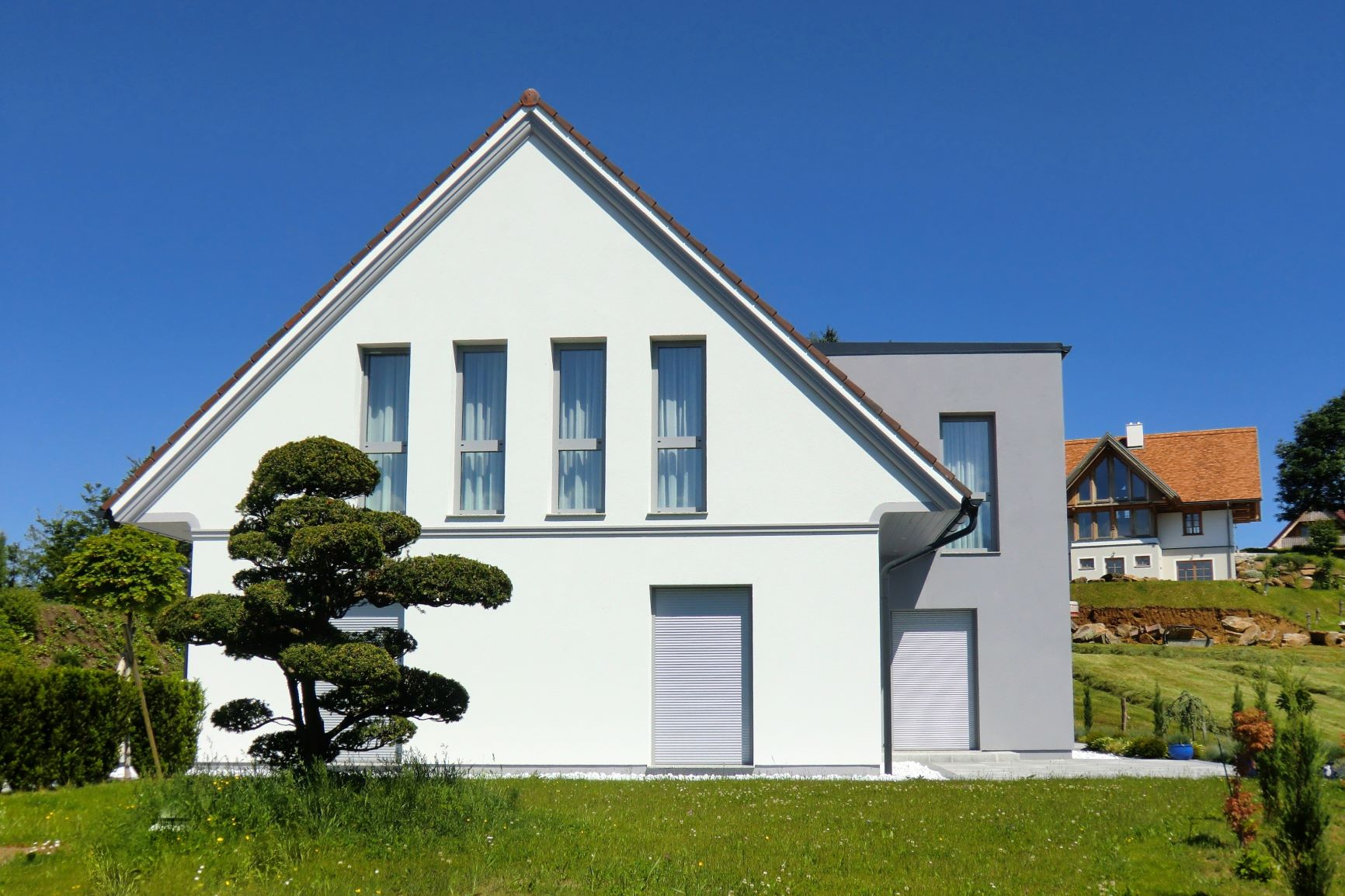 Kiegerl Baufirma - Sattteldach Haus