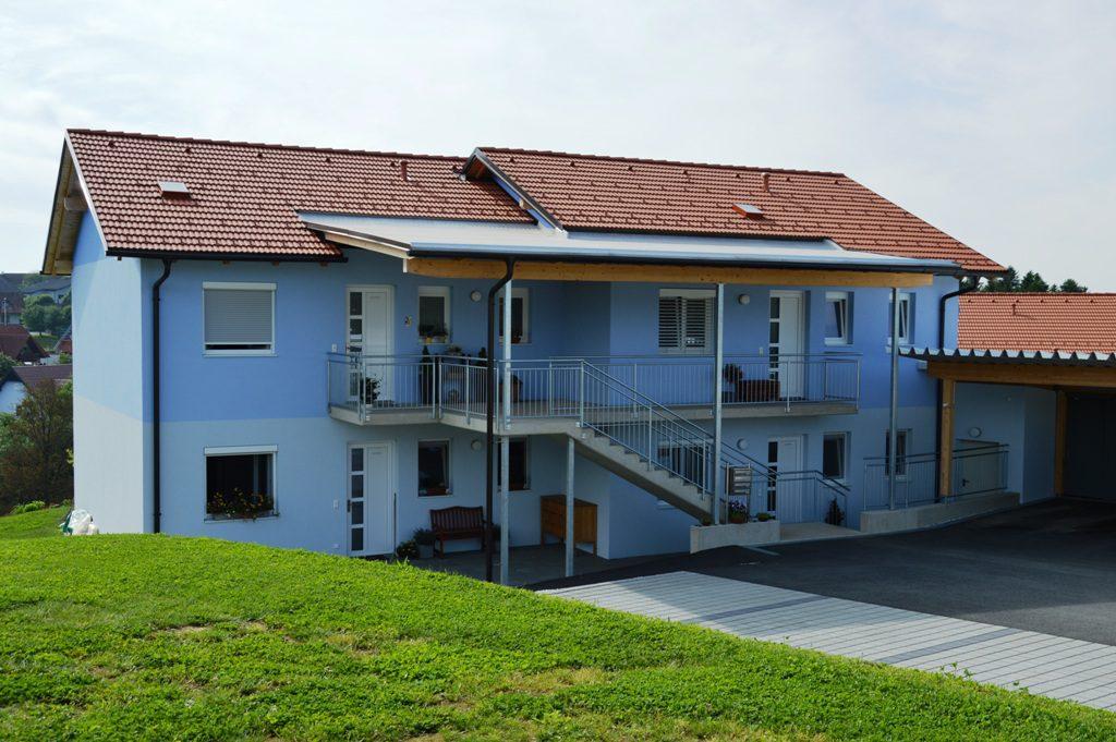 Wohnanlage-Bauunternehmung Kiegerl