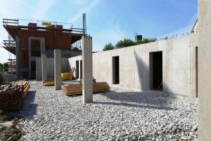 Keller und Auto-Abstellplätze - Baufirma Kiegerl