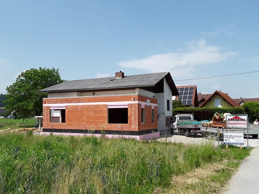 Baufirma Kiegerl - Umbau Graz-Umgebung