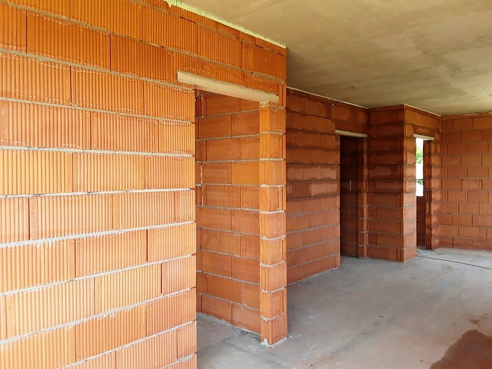 Baufirma Kiegerl - Mauerwerk Rohbau